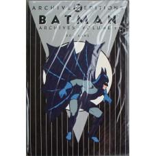 Batman Archives Volume #1 Signed By Bob Kane