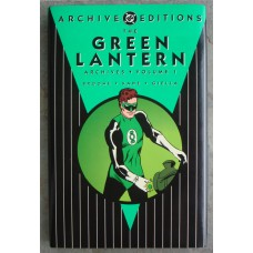 Green Lantern Archives Volume #1 Signed By Gil Kane