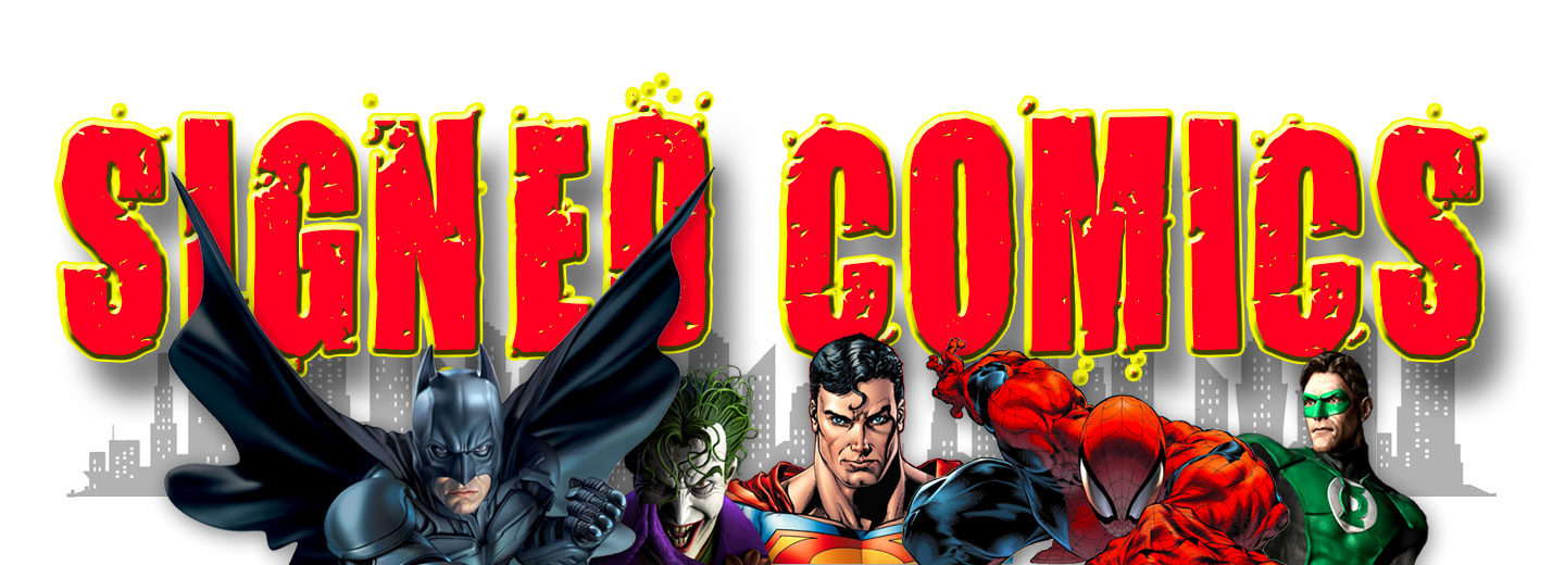 SIGNED COMICS LOGO